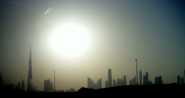 Dubai - in the Dust
