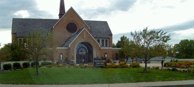 Dardenne Prairie MO - Immaculate Conception Church
