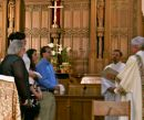 Baptismal vow