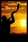 shofar man