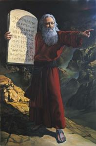 moses-and-the-ten-commandments-giora-eshkol